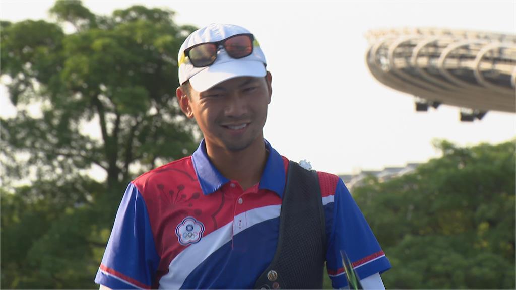台灣射箭男團晉八強 魏均珩高中教練欣慰