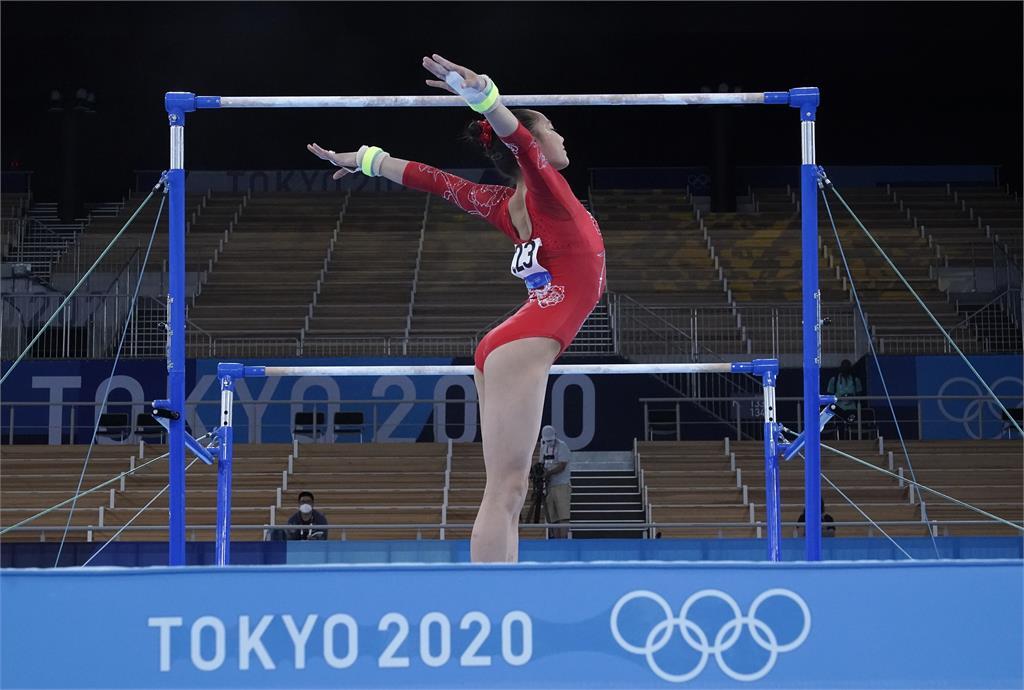 東奧/中國體操選手用「抗日歌曲」響徹東京 小粉紅嗨喊:祖國強大了