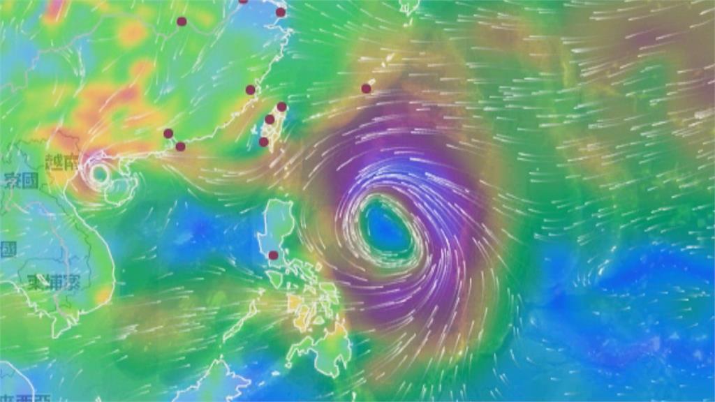 午後變天!「圓規」今晚8點海警 「南修」颱風今生成  對台影響曝光