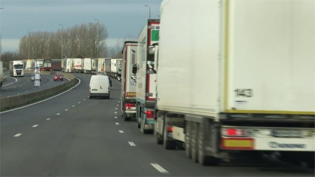 求才若渴!英國缺卡車司機 導致加油站關閉