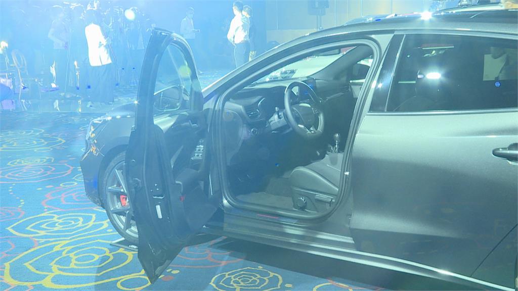 美式車廠搶攻車市 推德製手排全新車款