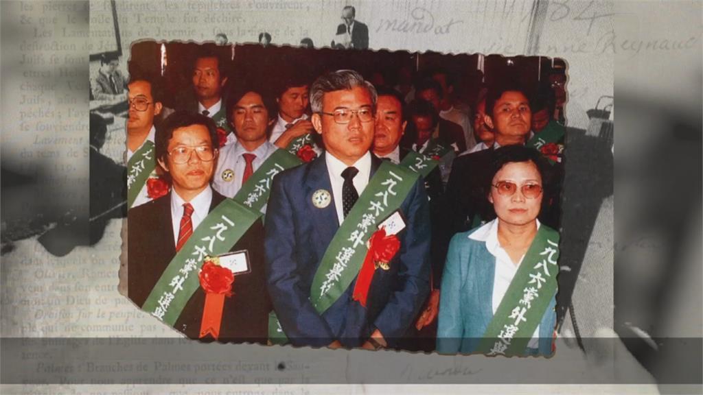 35年精神傳承! 蔡總統:守護民主.壯大台灣