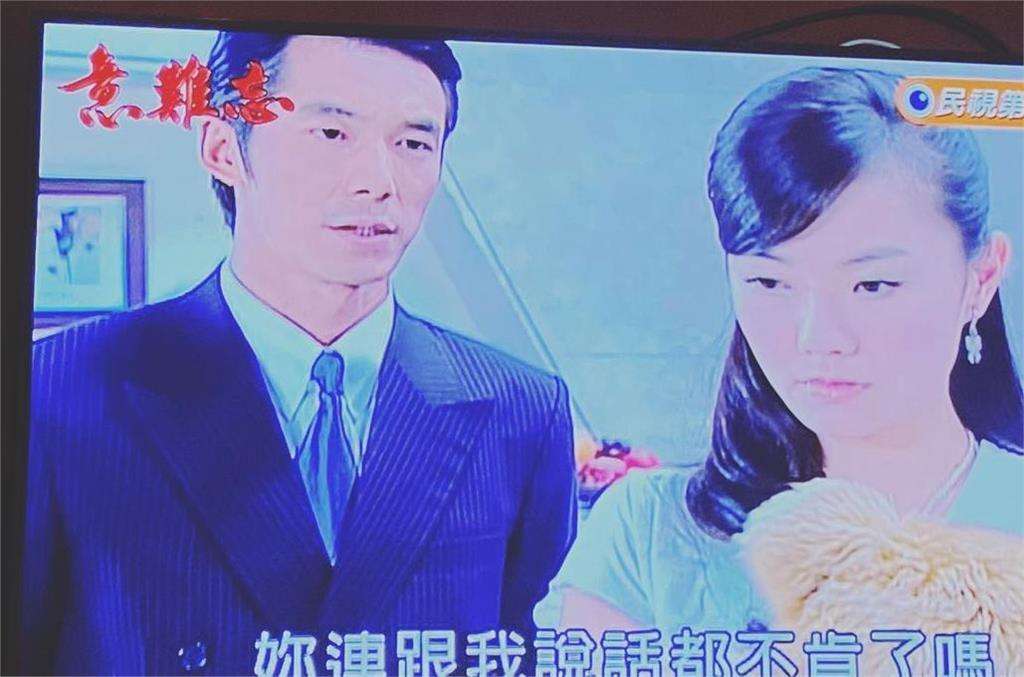 陶晶瑩PO李李仁演《意難忘》畫面 回憶自己挺大肚探班「天天睡沙發」