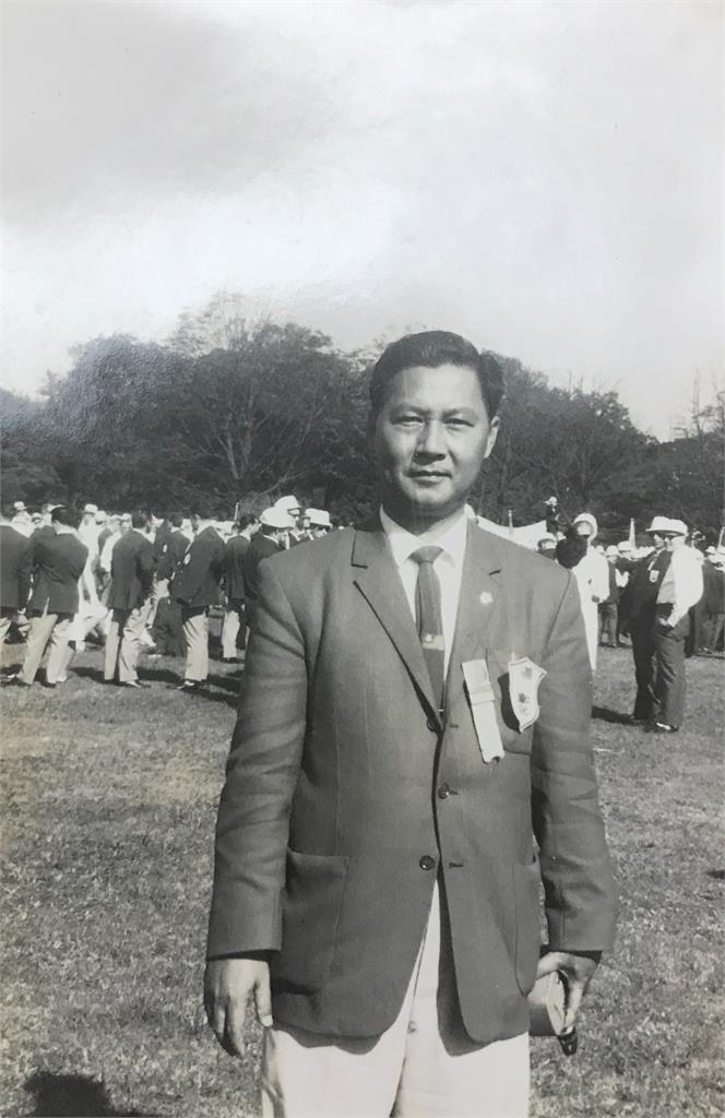 快新聞/紀政上節目插曲! 民視董事長父親王慶瑞曾代表「台灣」 共同參加羅馬奧運