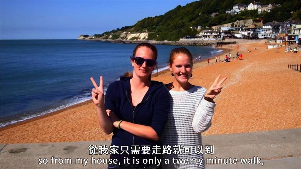 短短一天上山下海沒問題!英國人妻幸福表白:住台灣才知道這裡的好