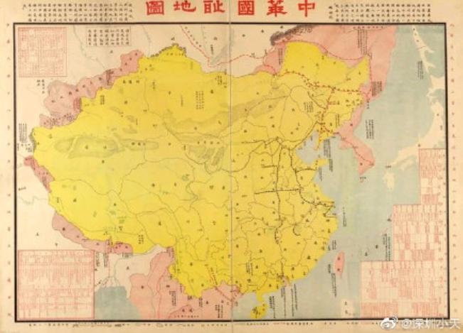 小粉紅崩潰!美軍「1張地圖」惹火中國:顯然是公然鼓吹台獨