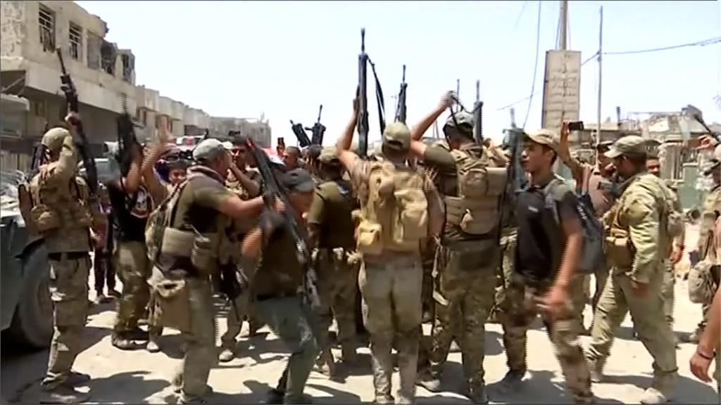 全球/結束18年作戰任務 美軍年底前撤出伊拉克