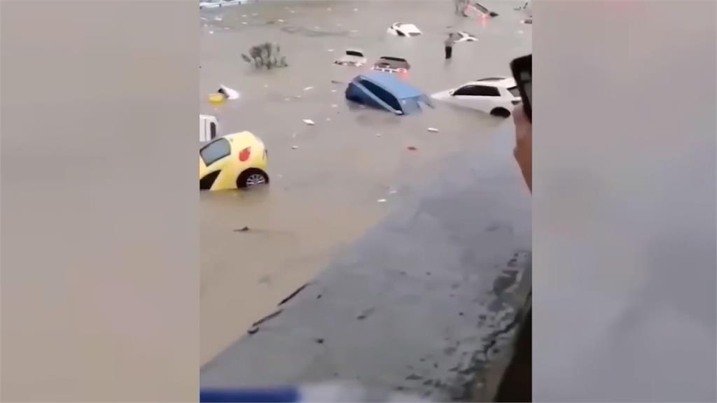 鄭州洪災與水庫洩洪14小時有關?民間質疑是人禍