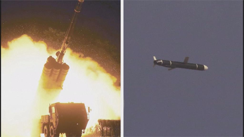 北朝鮮試射新巡弋飛彈成功!擊中1500公里目標 金正恩未現身視察