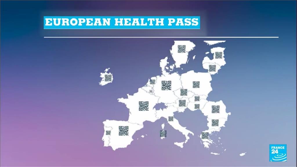 全球/手機一掃通行無阻 歐盟推「數位疫苗護照」