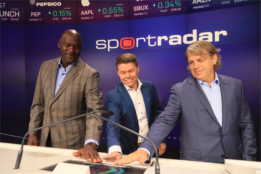 喬丹不只是籃球之神!投資企業紐交所上市敲鐘 首日市值達2210億!