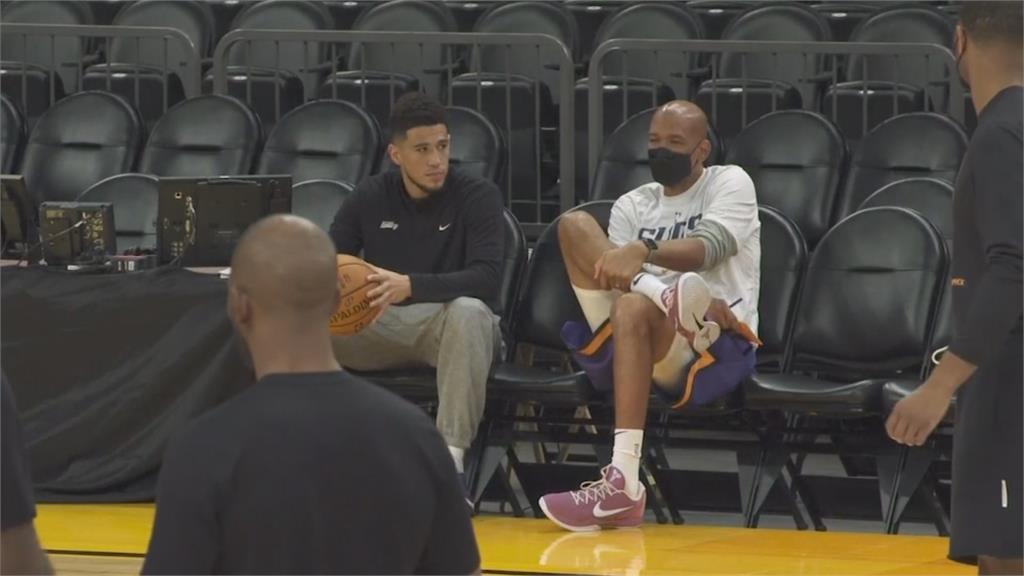 NBA總冠軍賽明第二戰 太陽替補大將膝傷損戰力