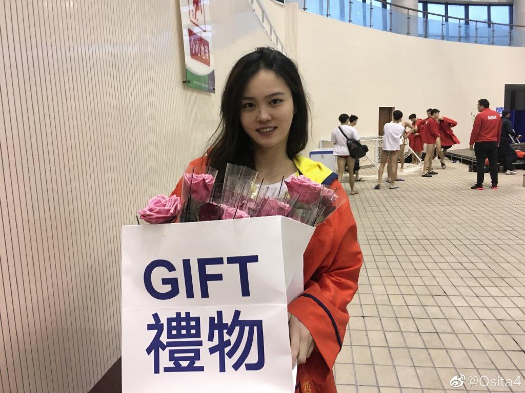 東奧/中國水球隊「顏值擔當」23歲大眼妹帶口罩也止不住仙氣!