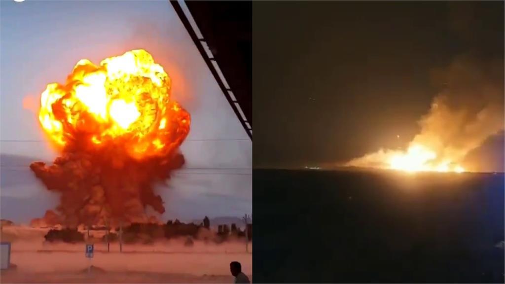 哈薩克軍火庫爆炸12死50多傷!女子目睹受震懾痛哭 國防部長主動請辭