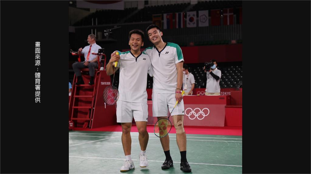 奪台灣羽球首面奧運金牌 麟洋:太不可思議!