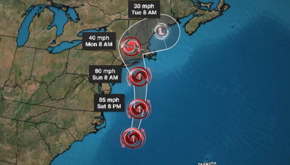 颶風肆虐!葛瑞斯釀墨西哥8死、亨瑞22號登陸美東
