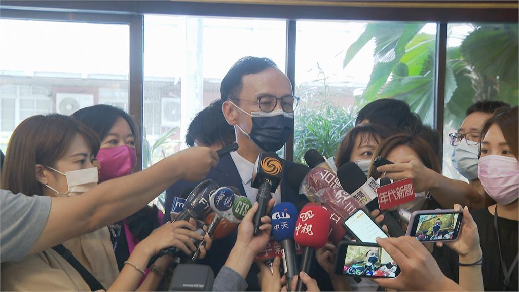 蔡國慶演說「兩岸互不隸屬」 馬英九嗆違憲 蘇揆:國民黨應團結對外