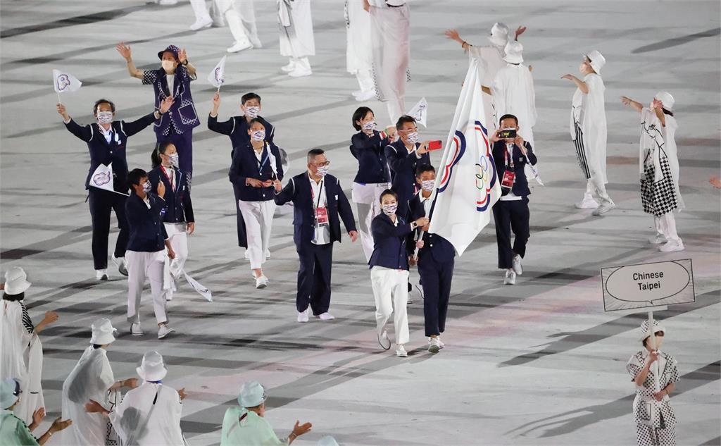 東奧/NBC播東奧開幕式中國地圖沒台灣 洪秀柱幫腔:美國是世界秩序的破壞者