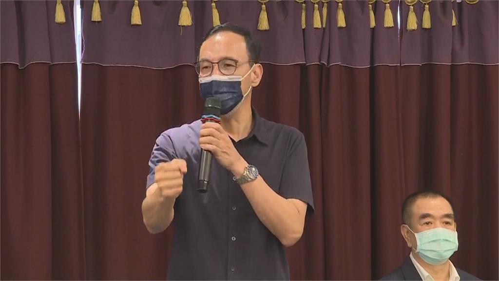 朱張密談70分鐘 張亞中強調「我非紅統」