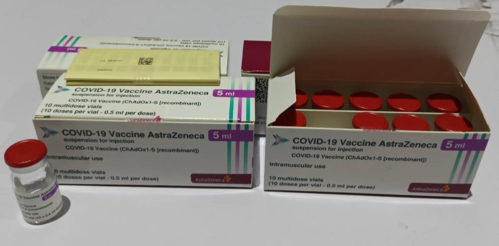 快新聞/立陶宛贈台2萬劑AZ疫苗 食藥署加速檢驗、核發封緘