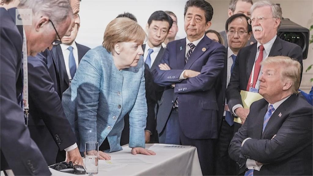 德國首位女總理!  「鐵娘子」梅克爾時代結束