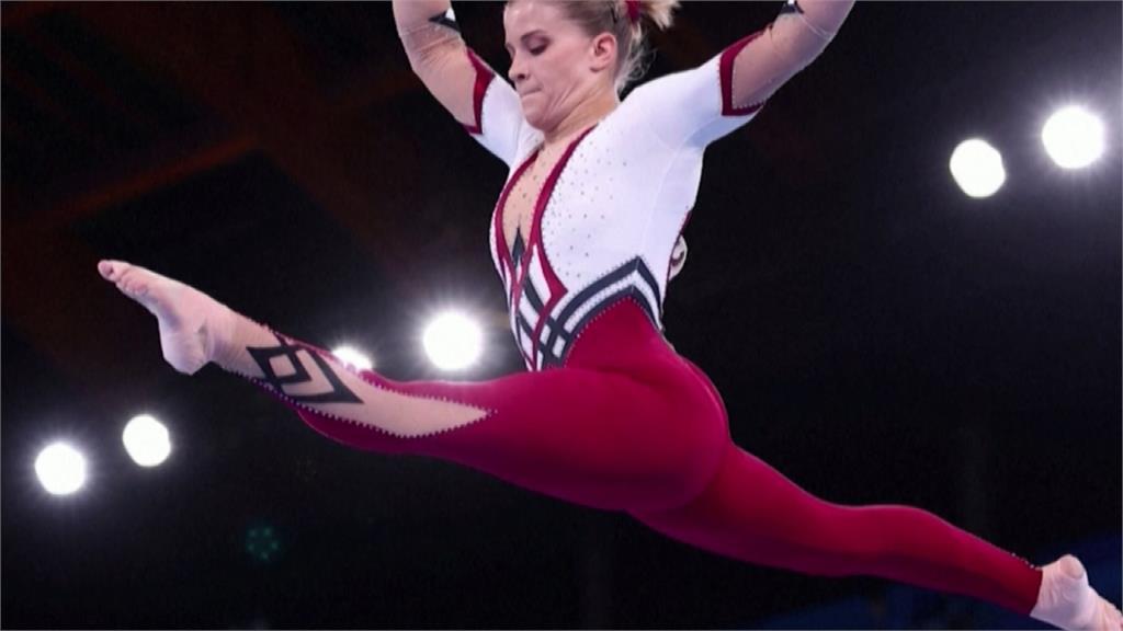 東奧推崇舒服自在比賽 體操、沙排女選手掀服裝革命