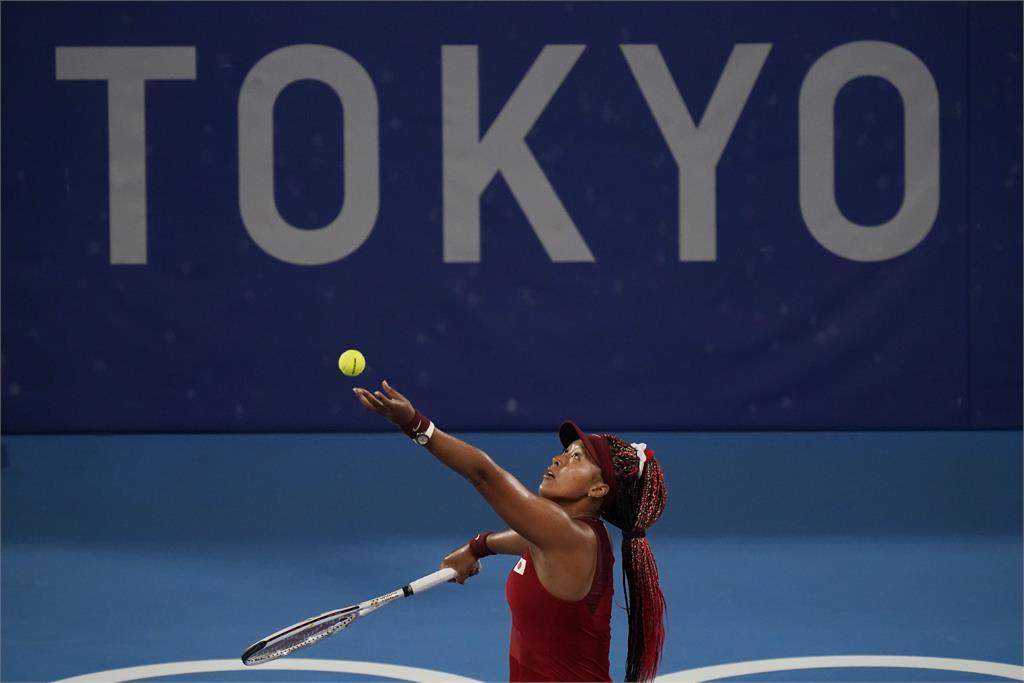 東奧/日本地主金牌夢碎!女網球后大坂直美「戰敗捷克」16強出局