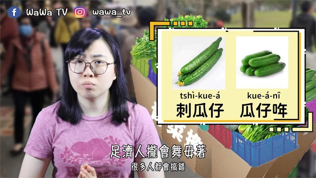 香菜不是「ㄆㄤ菜啦」!她教青菜台語唸法 網笑「要傳給家中移工看」