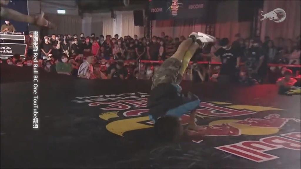 獨家專訪!搶世界總決賽冠軍 霹靂舞高手張雅涵差點因疫苗退賽
