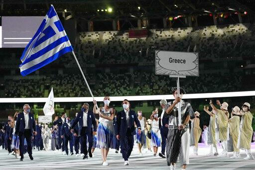 東奧/今年選手入場全是熟悉電玩主題曲 希臘首先入場原因曝光!