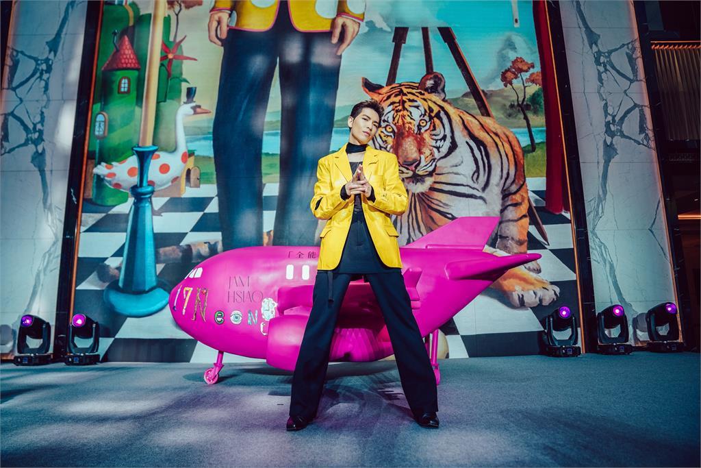 「金曲歌王」蕭敬騰宣布明年辦30場演唱會 吐心聲曝羨慕周杰倫生活