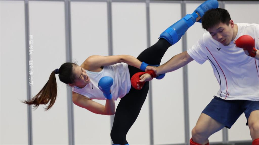 奧運首度納入空手道 文姿云奪歷史性銅牌