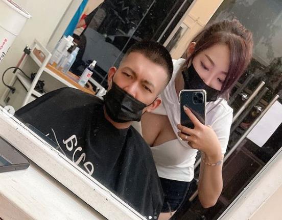 鳳梨「剪頭髮」被女友管!她曝「邪惡視角」給建議 網1看:要聽話