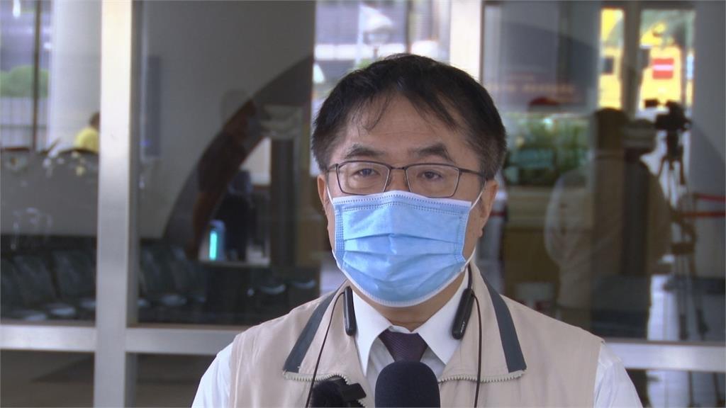 台南疫苗不足停止施打? 黃偉哲:假消息