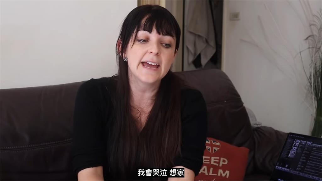 移民來台很孤單!英國人妻憶想家崩潰心境 感謝台灣:讓我變得堅強