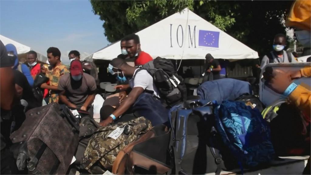 美國夢碎! 上萬海地難民滯留高架橋下 拜登政府加速遣返海地難民