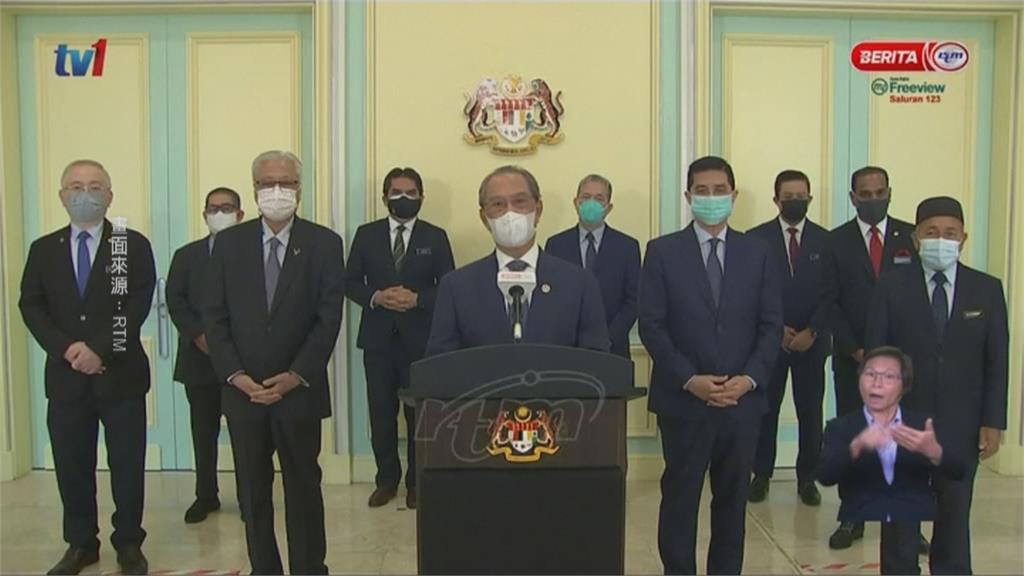 印尼逾10萬人染疫病歿 大馬確診新高燒首相