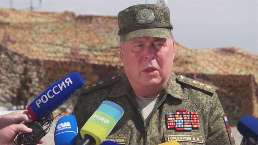 塔利班新執政 俄羅斯一波波反恐軍演就在邊界