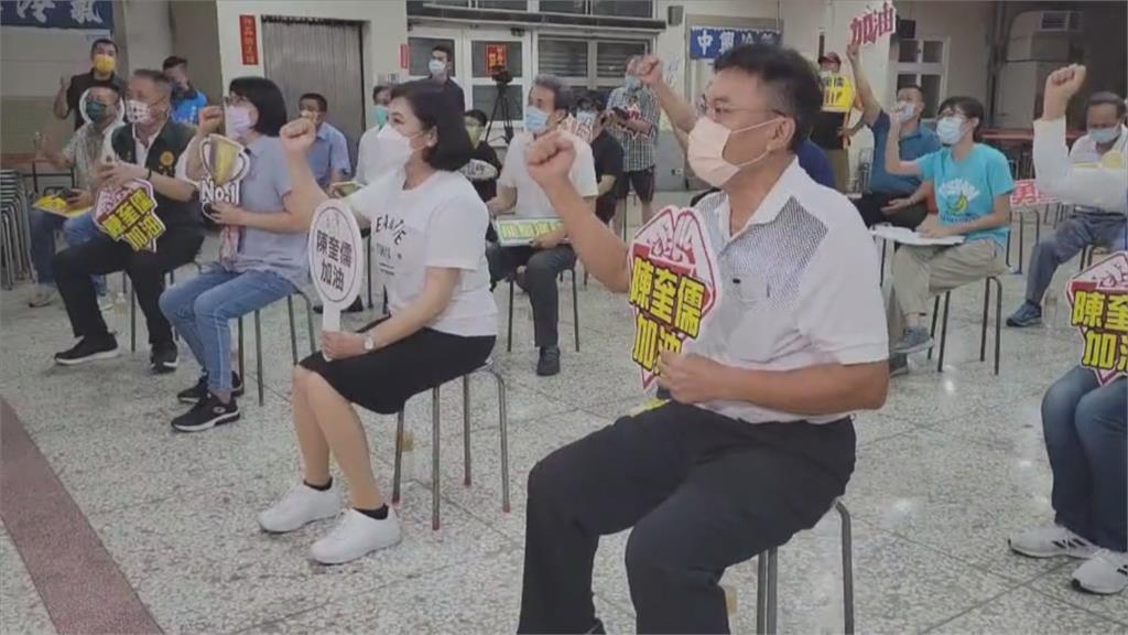 陳奎儒110公尺跨欄 父母與雲林鄉親隔海加油