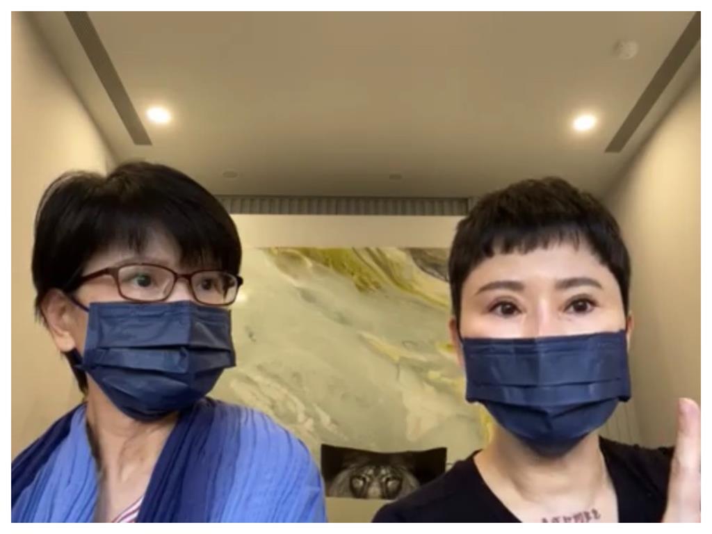 詹雅雯親妹住家遭騷擾「狂按門鈴」求粉絲:講最後1次了 !