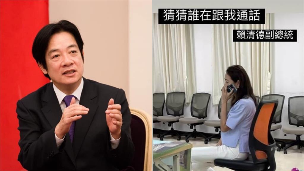 抗疫女神南巡!賈永婕接賴神來電「抱怨一件事」 迎生日許願:疫情退散