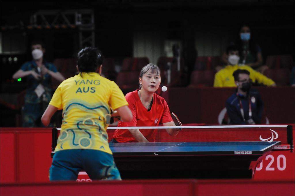 帕運/田曉雯桌球女單逆轉晉級4強 12:40對戰上屆銅牌搶金牌戰門票