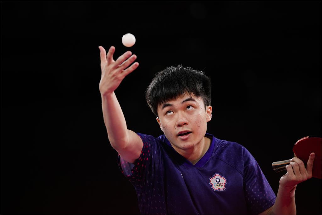 東奧/肯定林昀儒高水準表現!「球王」樊振東坦言:很艱難才贏下比賽