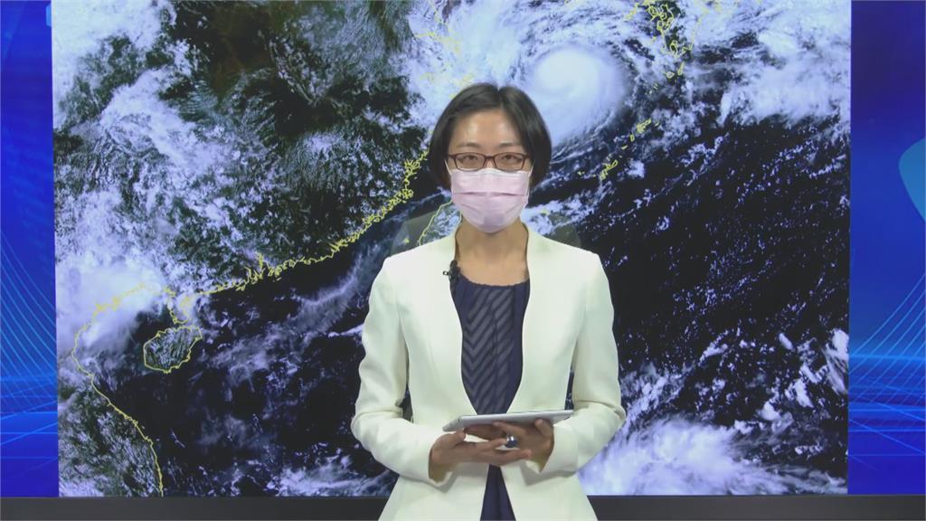 菲律賓東方有熱帶雲簇 是否成颱仍待觀察