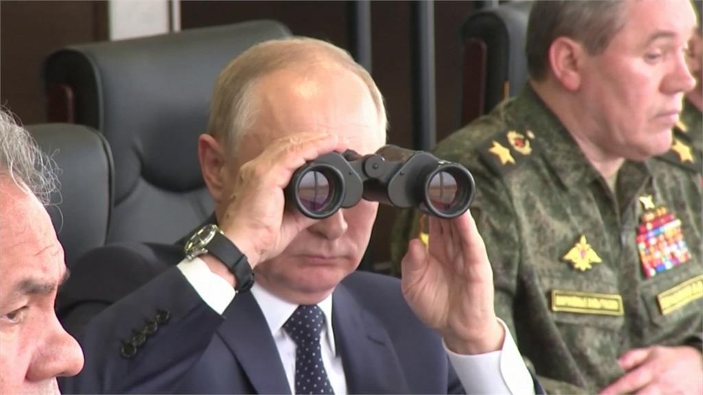 全球/雙俄20萬人大軍演!「新蘇聯」成形對抗美國?