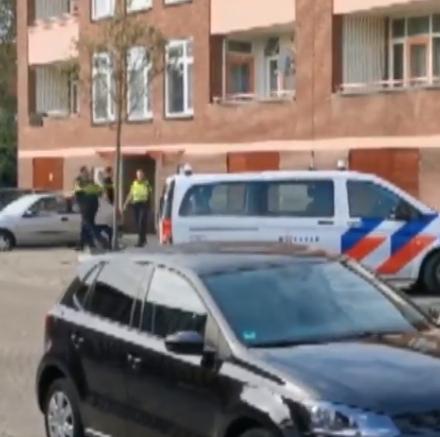 荷蘭裸男持十字弓隨機殺人!警方到場已2死1傷 驚悚畫面曝