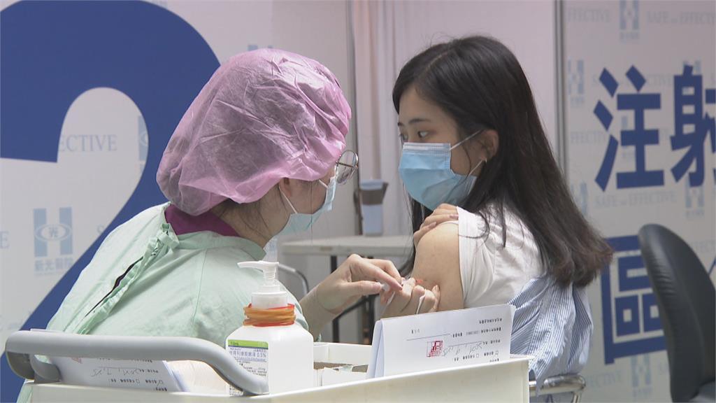 25人接種未稀釋BNT疫苗原液!美、日都曾發生 後續無嚴重副作用
