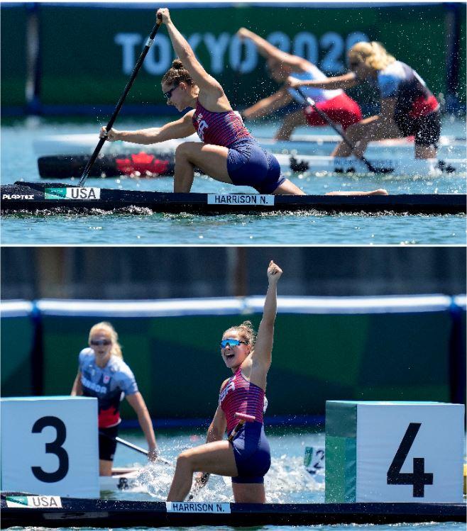 東奧/美國輕艇女將17歲奪世界冠軍 19歲奧運初登場就摘金破紀錄