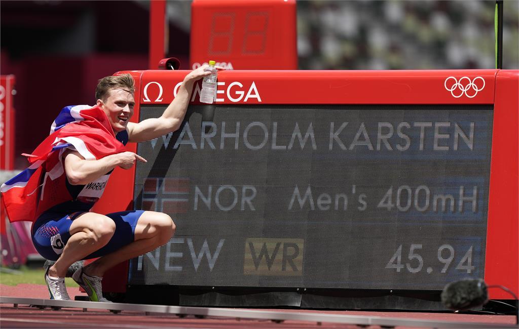 東奧/東奧田徑賽破多項紀錄!全因跑道「關鍵設計」讓選手加速1至2%