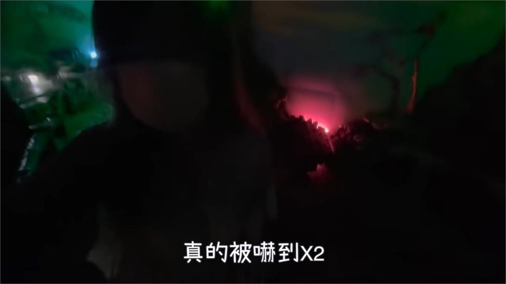 不寒而慄!香港正妹在台灣體驗「18層地獄」 感嘆呼籲:不要做壞事